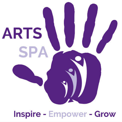 The ArtsSpa logo